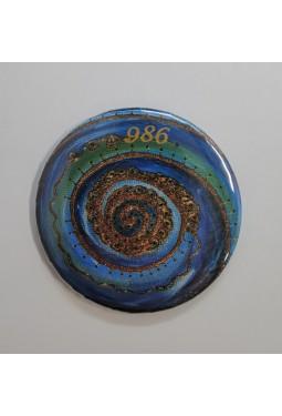 986 - 5. ČAKRA – GRLENA...