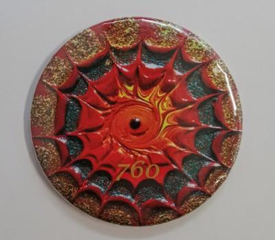 Chakra magnets